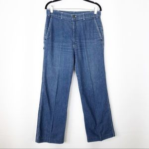 Levi's vintage carpenter style jeans see size note